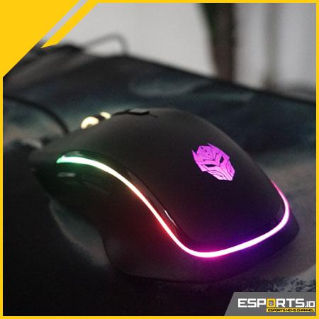 [Review] Mouse REXUS X13,  Berkelas dengan Harga Terjangkau