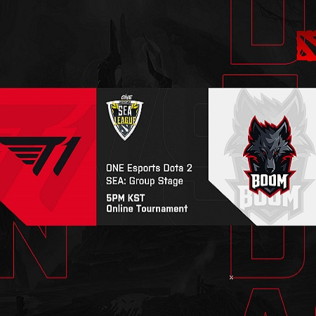 Tiru Strategi OG, T1 Bantai BOOM di Week-3 ONE Esports Dota 2 Sea League