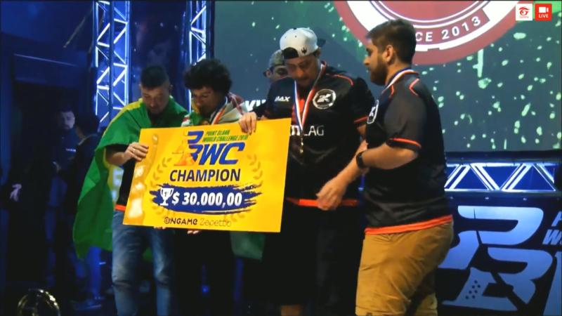 Brazil Juara PBWC 2018, Indonesia Pasrah Posisi 4