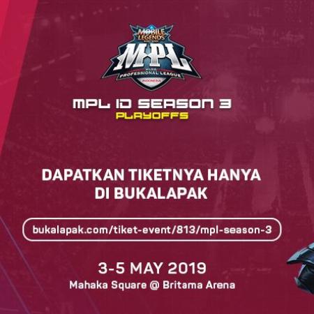 Penjualan Tiket MPL S3 Dimulai, Pesan dan Dukung Tim Jagoanmu!