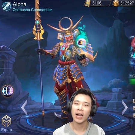 [GUIDE] Cara Pintar Main Alpha Ala JessNoLimit di Mobile Legends
