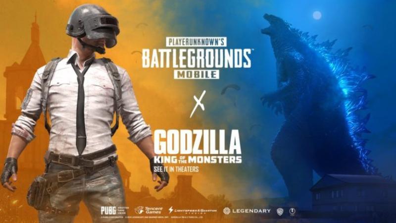 Hadirkan Kaiju di Battle Royale, PUBGM X Godzilla