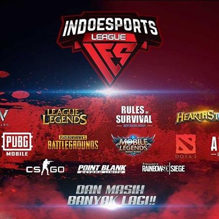 Indoesports League CS:GO Bergeliat Lagi, Tolak Dead Gim!