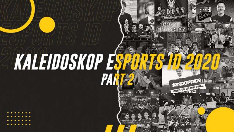 Kaleidoskop Esports 2020 Part 2