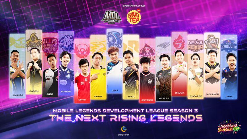 Week 5 MDL S3: 5 Tim Pastikan Tiket ke Babak Play-Off
