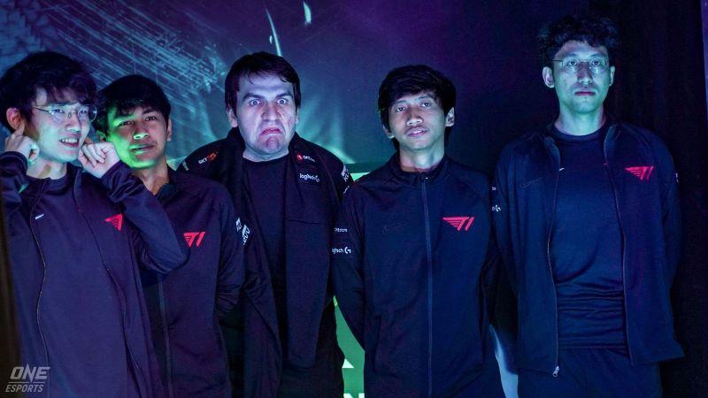 Kerap Tuai Hasil Buruk, T1 Lepas Black^ dan Xuan