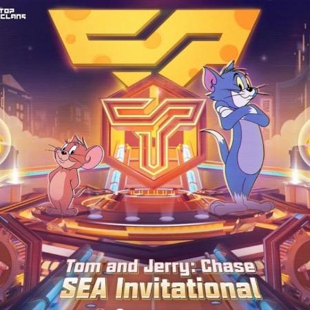 NetEase Buat Esports Tom and Jerry Jadi Kenyataan!