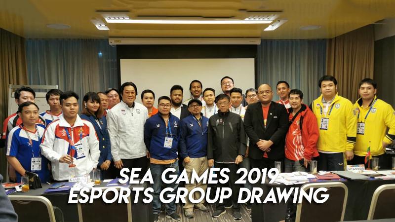 Pembagian Grup SEA Games 2019, Timnas DOTA 2 & MLBB Hadapi Tuan Rumah!