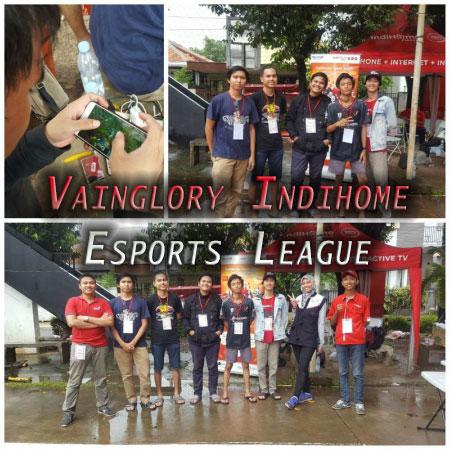 Vainglory IndiHome eSports League, Kejar Poin Demi Puncaki Klasemen