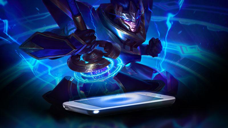 Riot dan Tencent Garap League of Legends Mobile