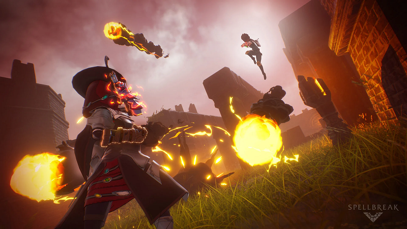 Spellbreak, Battle Royale Bertema Sihir Saingan PUBG & Fortnite