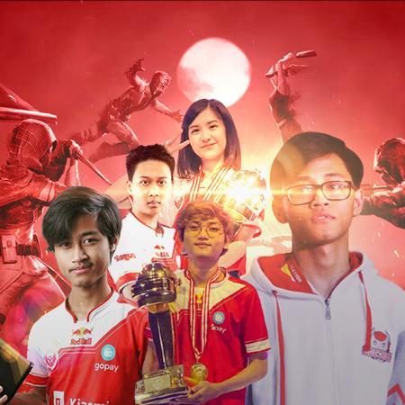 Bigetron RA Cetak 5 Pro Player PUBGM Terkaya di Indonesia!