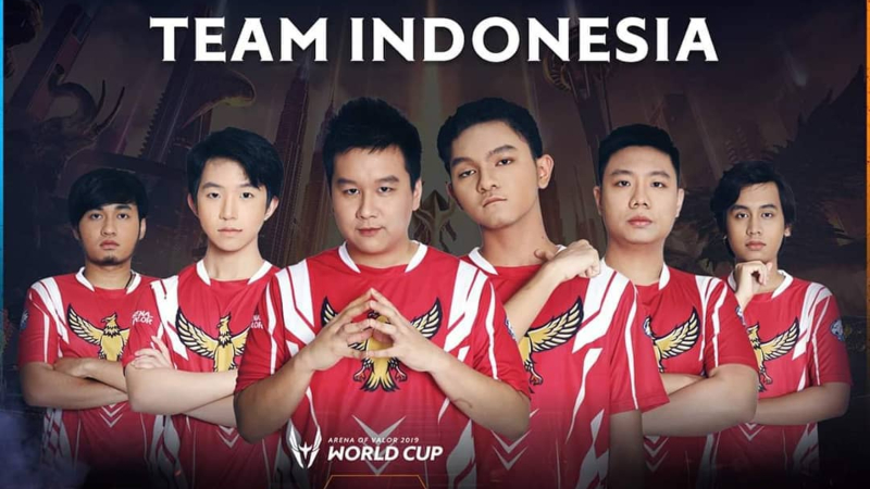 Tekuk Korea dan Imbangi Cina, Indonesia Masih Gagal di AWC 2019