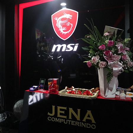 Buka Store Baru, MSI Ingin Berkontribusi Positif untuk eSports!