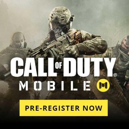 Garena Indonesia Buka Registrasi Call of Duty Mobile