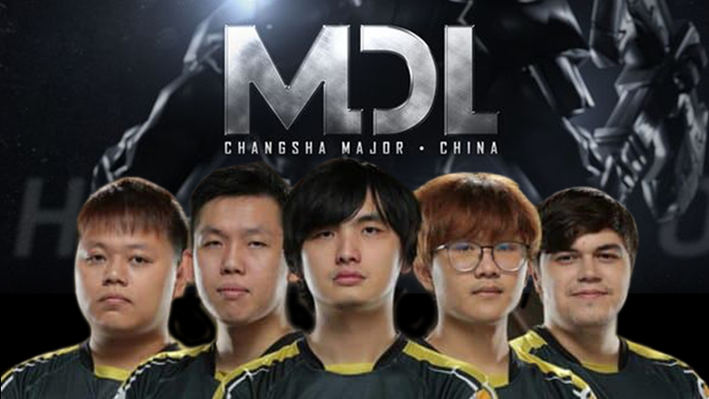 Berkah DAC, Mineski Sulih VP ke Changsa Major