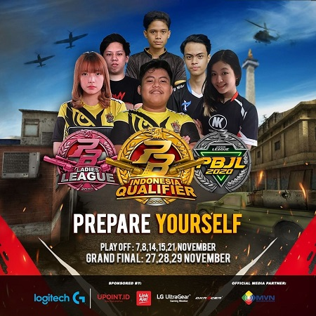 Catat! Ini Tanggal Main Grand Final Point Blank Indonesia Qualifier!