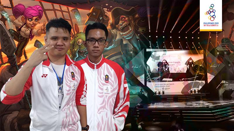 Kenal Lebih Dekat Timnas Hearthstone Indonesia: Jothree & DouAhou!