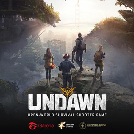 Garena Perkenalkan Undawn, Survival Shooter Game dengan Fitur PvP!
