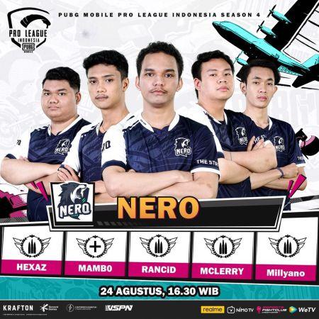 Berbekal Satu Super Weekend, NERO Amakan Final PMPL ID S4!