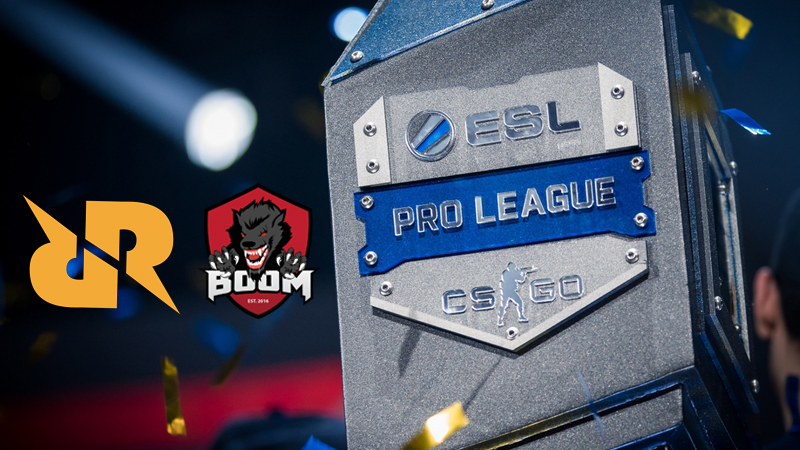RRQ dan BOOM ID Lolos ke Closed Qualifier ESL Pro League Asia