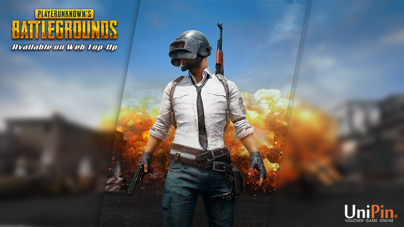 Kerjasama UniPin Manjakan Pemain PlayerUnknown's Battlegrounds