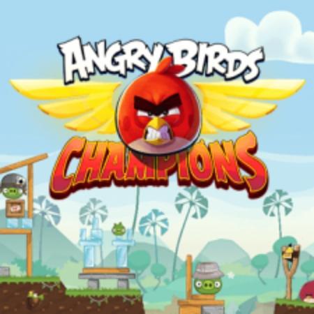 Gaet WorldWinner, Angry Birds Jajah Dunia eSports