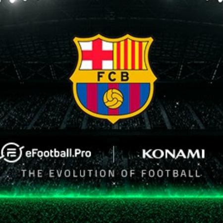 eFootball.Pro, Debut FC Barcelona Jajaki eSports