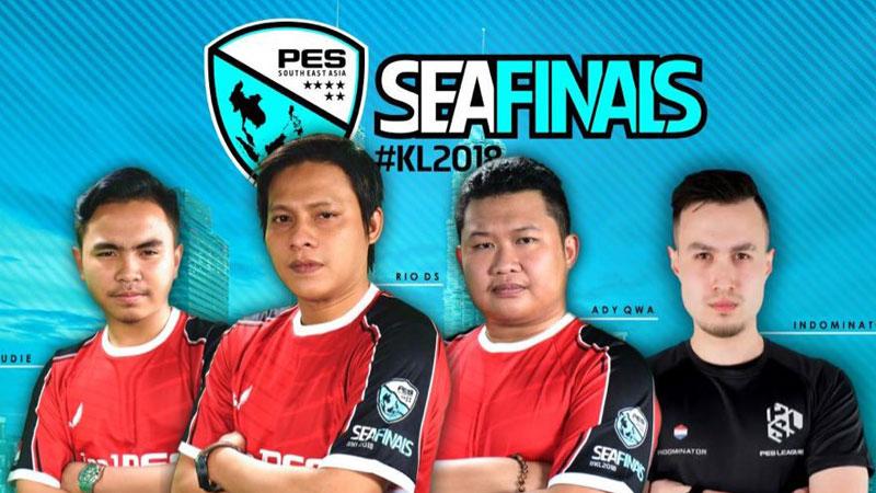 Paudie, PES Garuda Rengkuh Hasil Positif di SEA Finals 2018