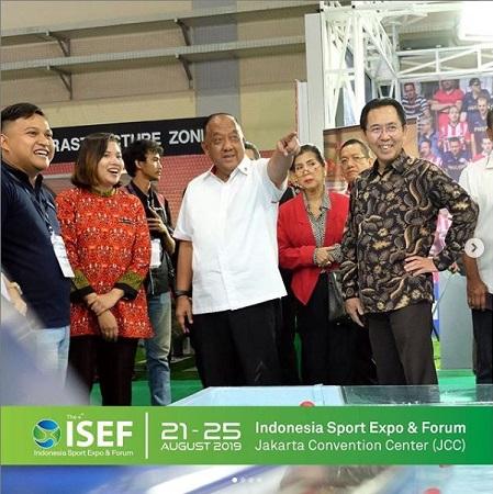 Gandeng Esports dan Kian Beragam, ISEF 2019 Dimulai!
