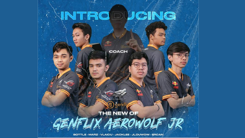 Tiru Jejak Acil, Yabyoo Kini Jadi Pelatih Genflix Aerowolf Junior