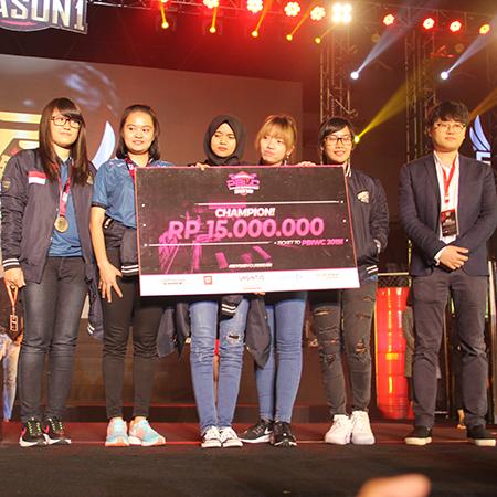 Buktikan Mental Juara, EVOS GALAXY SADES Kembali Juarai PBLC 2019!
