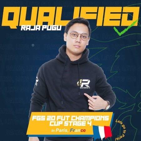 Prestasi! RAJA.PUGU Lolos ke Main Event FUT Champions Cup Stage 4