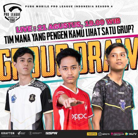Hasil Group Draw & 20 Tim yang Bakal Tanding di PMPL ID S4!