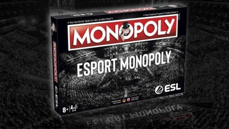 ESL Rilis Esports Monopoly, Kamu Bisa Beli Turnamen!