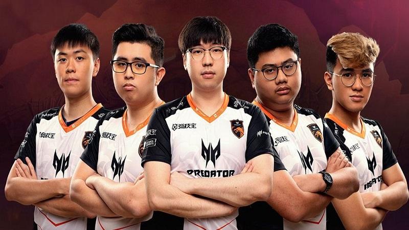 Kalahkan BOOM, TNC Predator Juarai ESL One Thailand 2020: Asia!