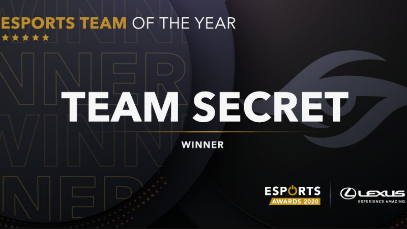 Team Secret Raih Nominasi Tim Terbaik, Komunitas LOL Geram?