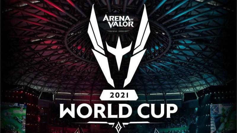 2 Tim Ini Wakili Indonesia di Ajang AOV World Cup 2021!