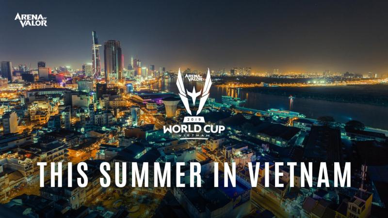 Puncak Laga Arena of Valor World Cup 2019 Siap Digelar!
