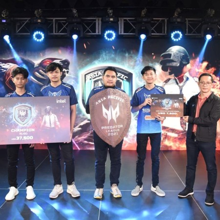 Hasil Wakil Indonesia di Predator League 2020/21 APAC Grand Final!