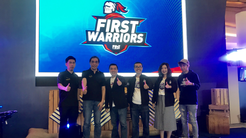 Medan jadi Destinasi Pertama Kompetisi Offline First Warriors