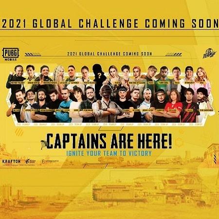 PUBG MOBILE Umumkan Team Up Challenge 2021!
