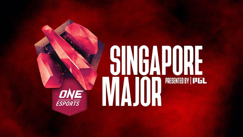 Team Secret Usik Mimpi Indah Thunder Predator di Singapore Major 2021