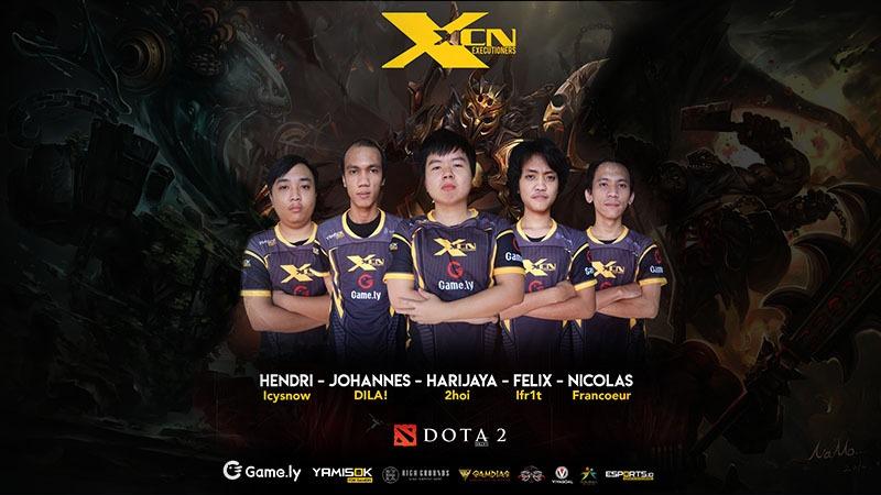 XCN Caplok Eks-Drago, Ubah Formasi Berisikan Anak Negeri
