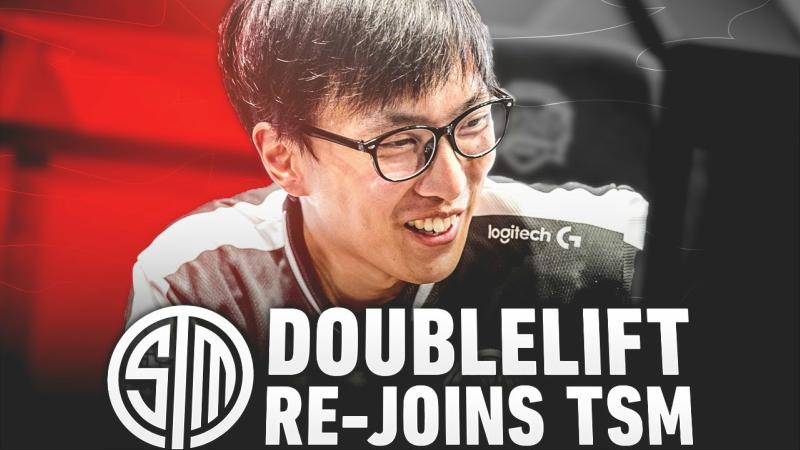 Tinggalkan Team Liquid, Doublelift Balik Reuni ke TSM!