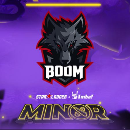 Tak Ada Unggulan, BOOM Esports Berpeluang Menang Starladder Minor