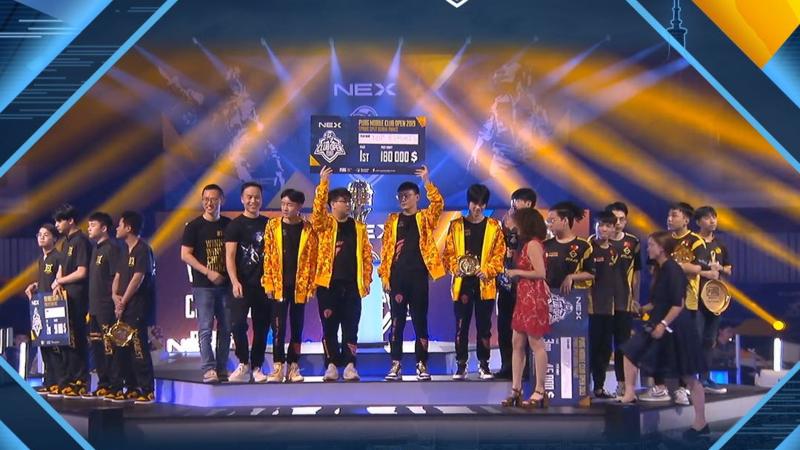 TOP Esports Juarai PMCO Global Finals, Bigetron Peringkat 5 Dunia