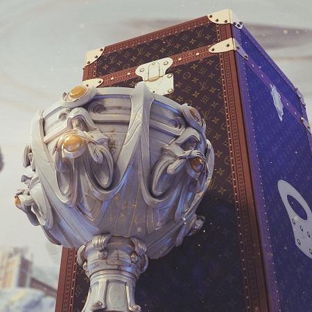 Louis Vuitton Desain Tas Piala World Championship