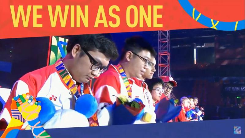Timnas AOV Beri Perak Kedua Esports SEA Games 2019