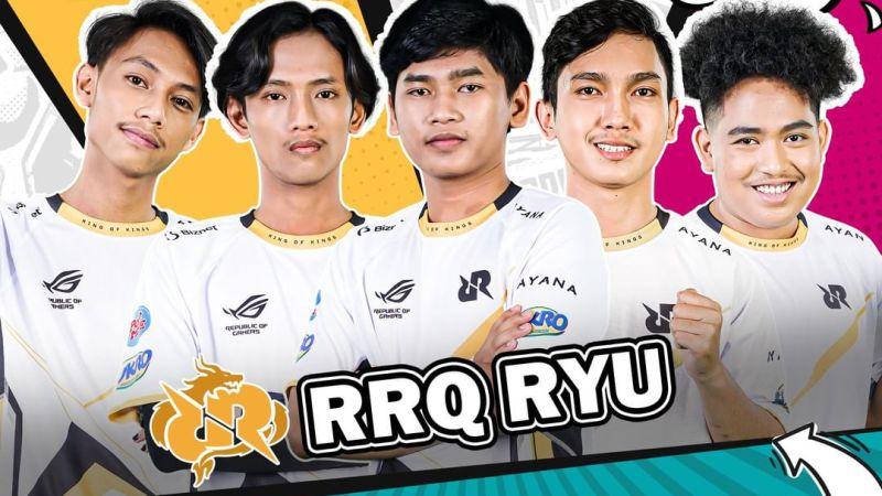 Juara Regular Season PMPL ID, RRQ Ryu Raih Tiket PMPL SEA S4!